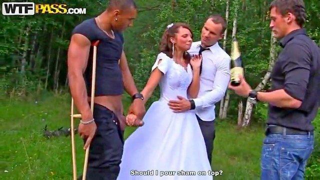 Порно С Невестой Porno Sex Roliki HD